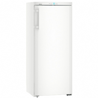 Liebherr K3130 Freestanding Comfort Fridge in white, 144cm